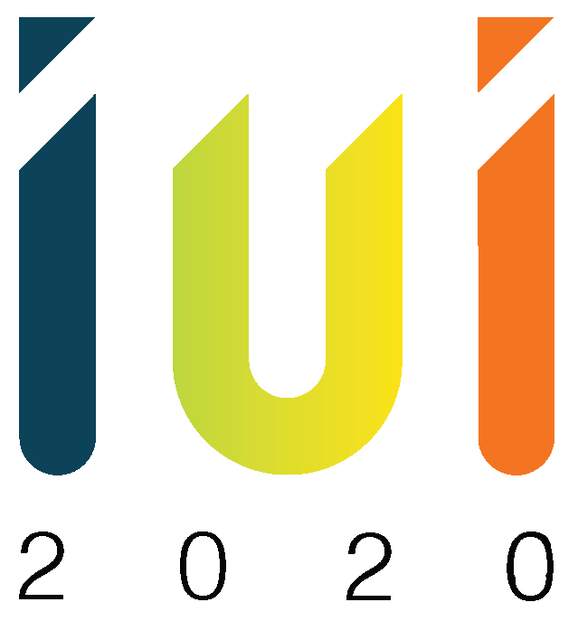 intelligent user interface conference 2020 Logo