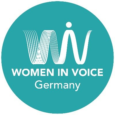 Women in Voice Germany Logo